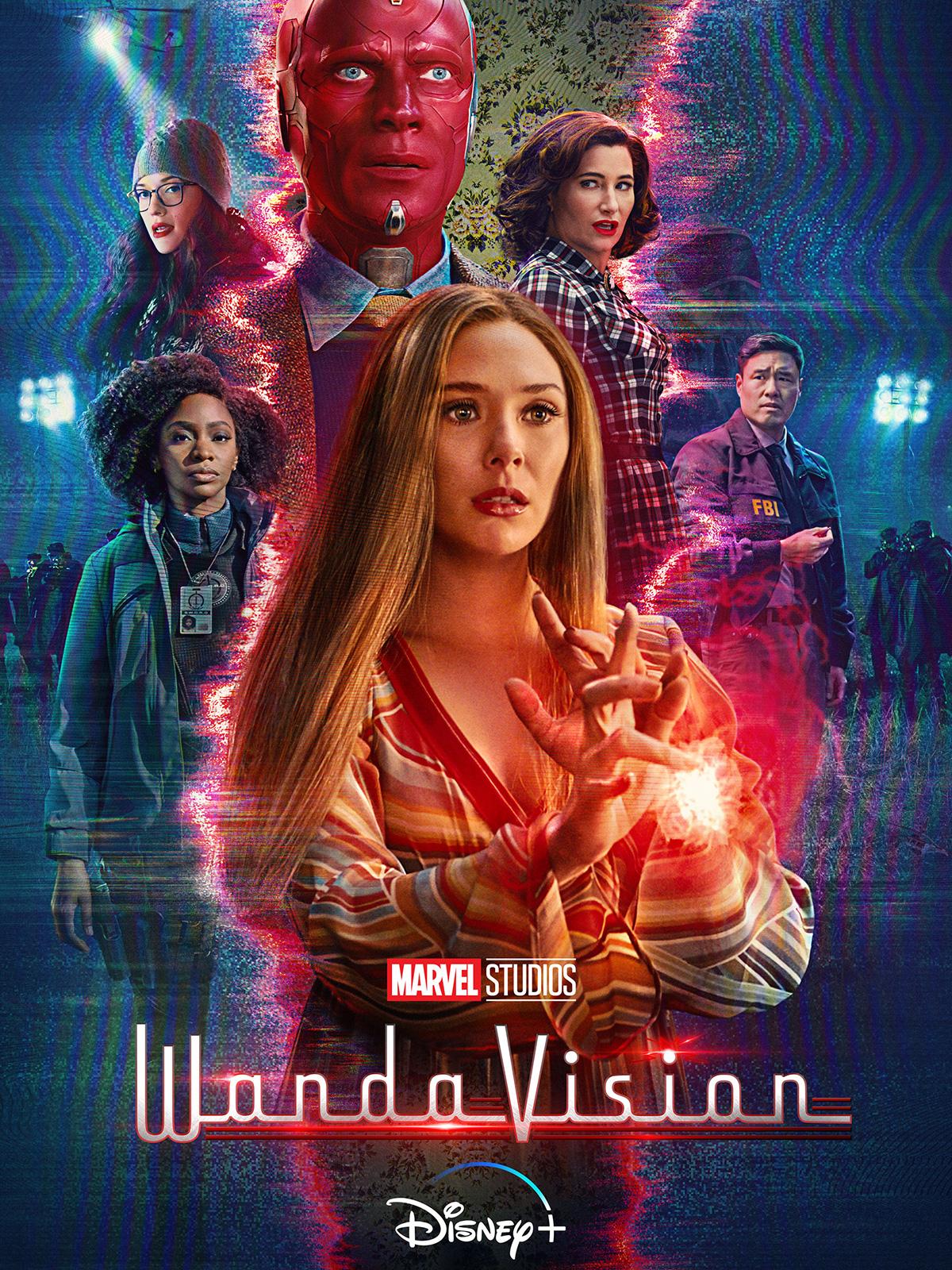 WandaVision - Série TV 2021 - AlloCiné