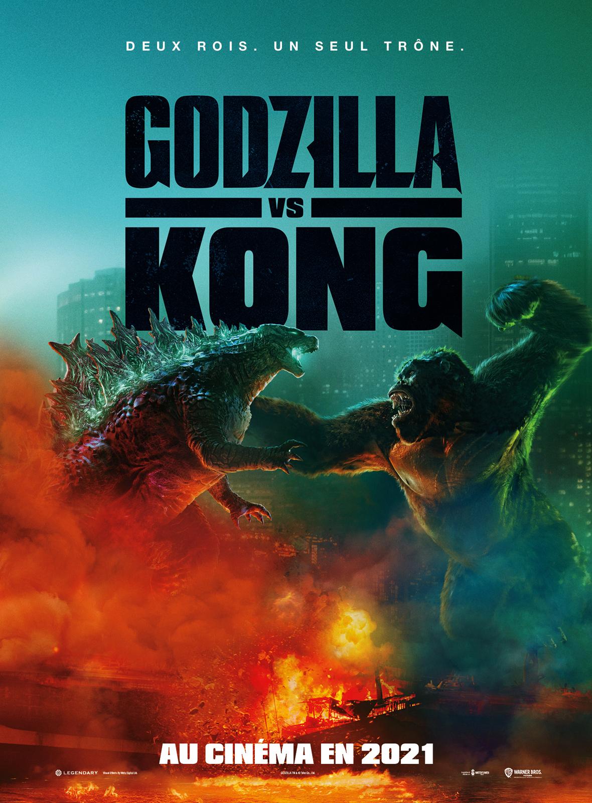 Godzilla vs Kong streaming