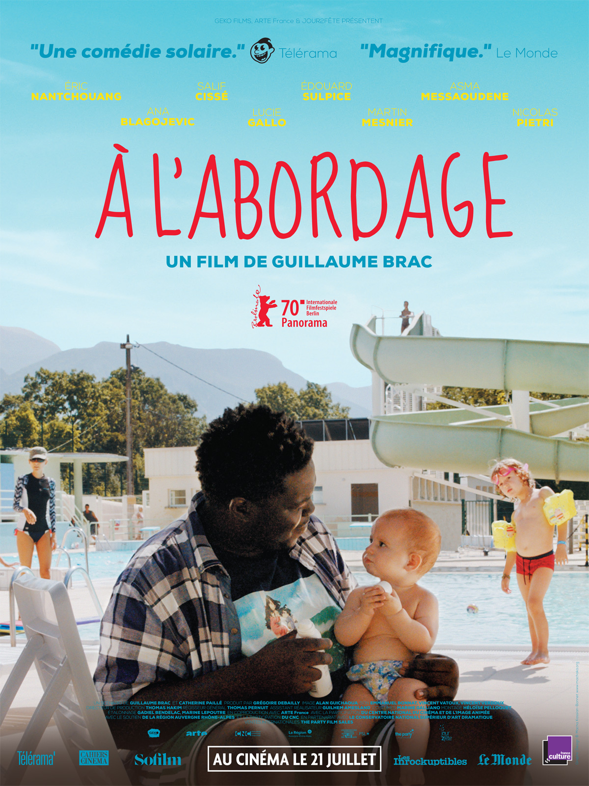 A L'ABORDAGE