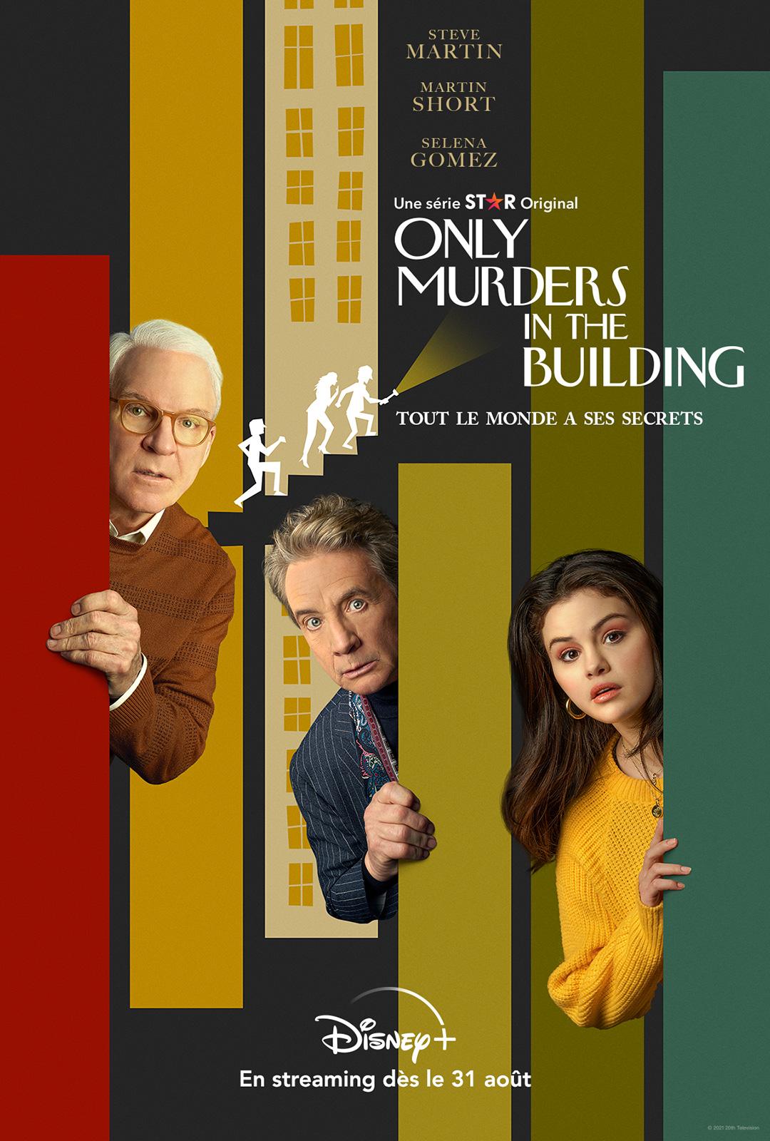 """""""Only Murders in the Building"""" est déjà parée pour une saison 2 !"""