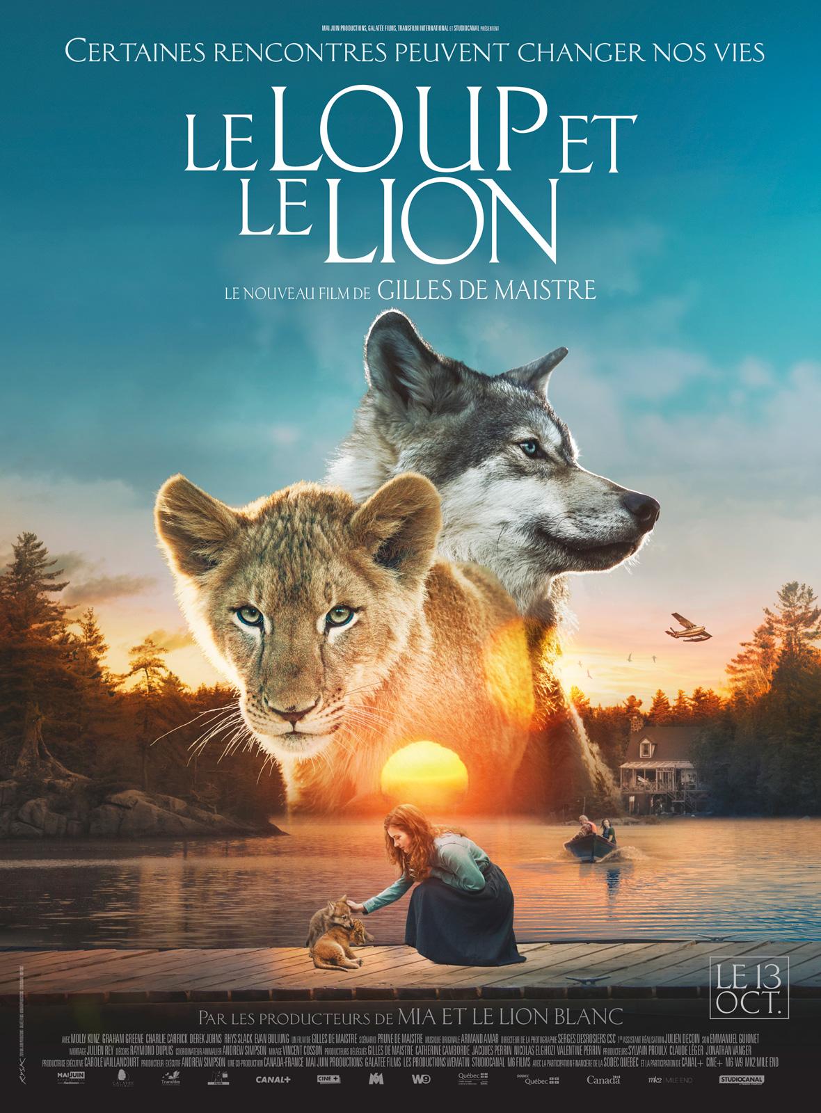 Le Loup et le lion : Photos et affiches - AlloCiné