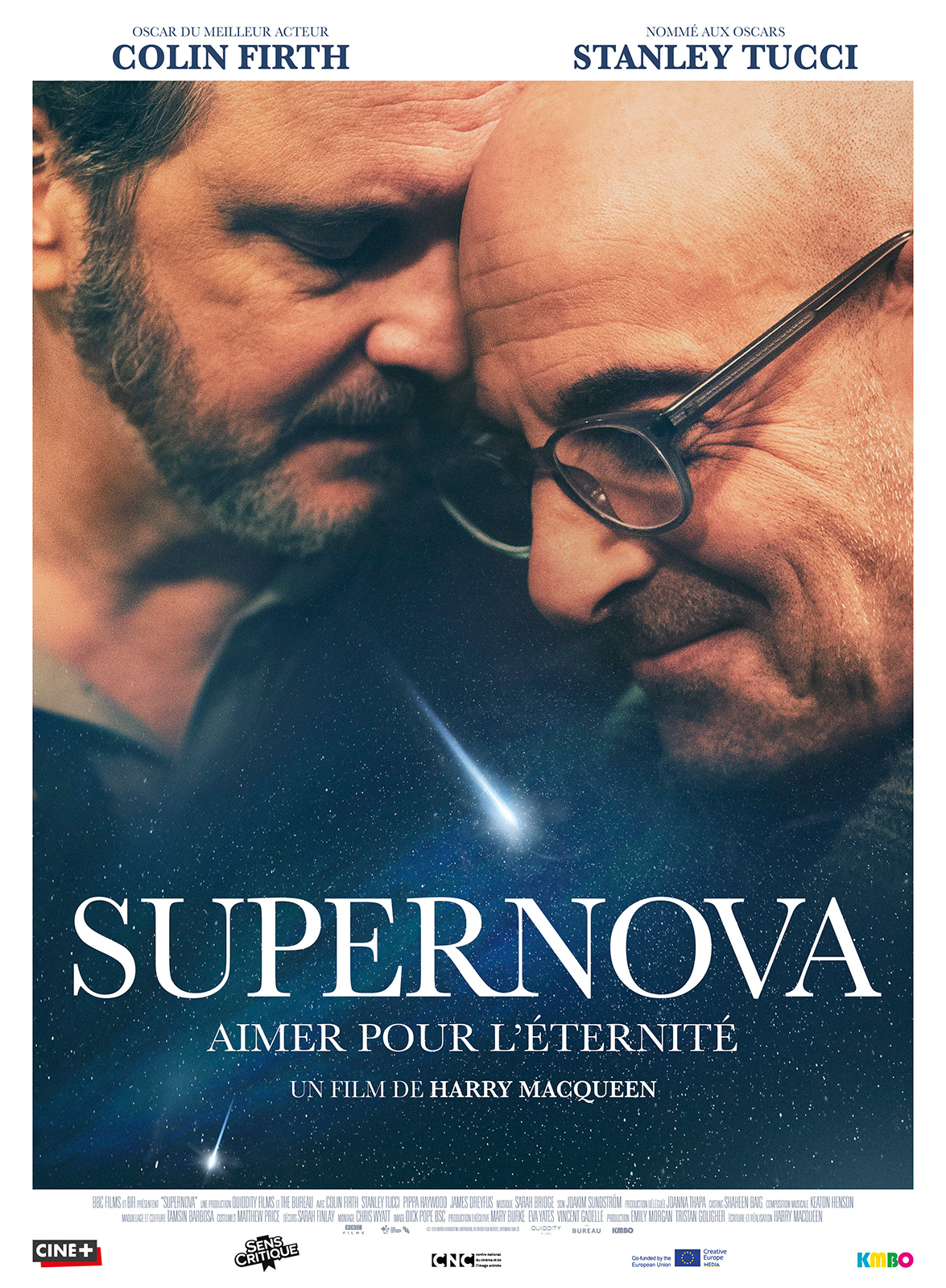 Supernova - film 2020 - AlloCiné