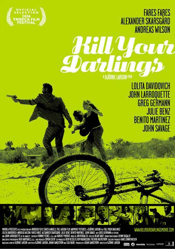 Télécharger Kill Your Darlings HDLight 720p HD