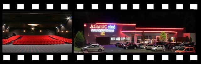 Cinéma Atlantic Ciné à Saintes (10 ) - AlloCiné