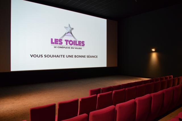 Cinéma Les Toiles à Crépy-en-Valois (10 ) - Achat ticket cinéma