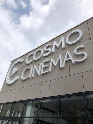 Cinéma Cosmo à Briançon (9 ) - AlloCiné