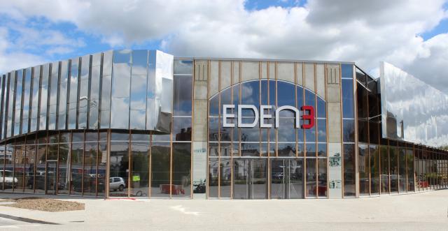Cinéma Eden 9 à Ancenis (9 ) - AlloCiné