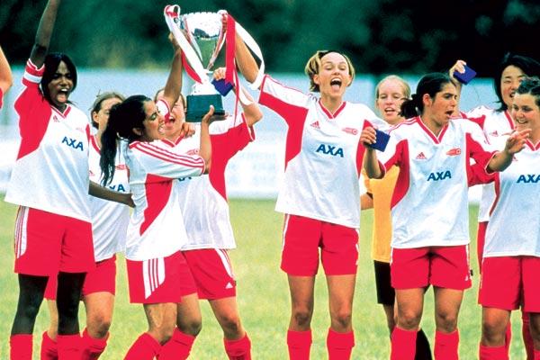 Joue-la comme Beckham : Photo Keira Knightley, Parminder Nagra