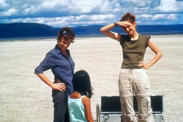 Julie Gayet et Pascale Bussières