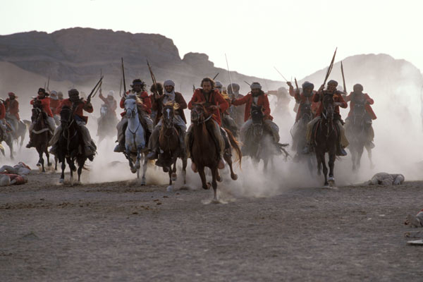 Frères du désert: Shekhar Kapur, Djimon Hounsou, Heath Ledger, Wes Bentley, Kate Hudson