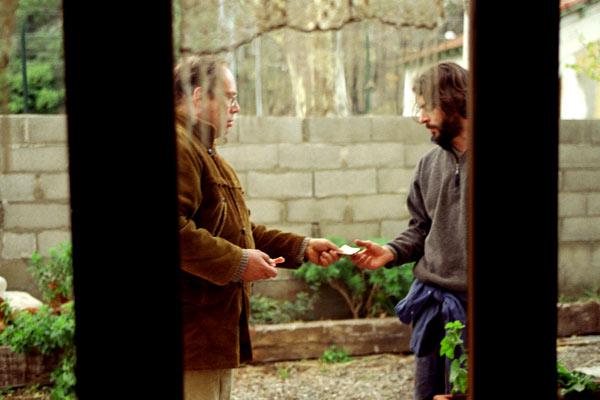 Olivier Gourmet et Eduardo Noriega