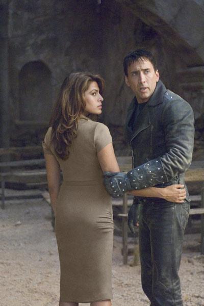 Eva Mendes et Nicolas Cage