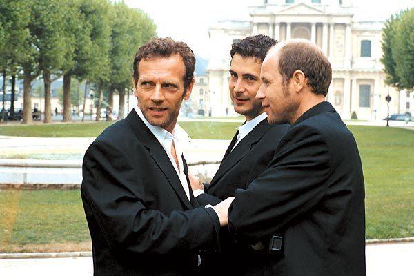 Le Grand rôle : Photo Stéphane Freiss, Steve Suissa