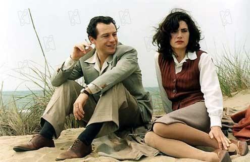 Stefano Accorsi et Maya Sansa