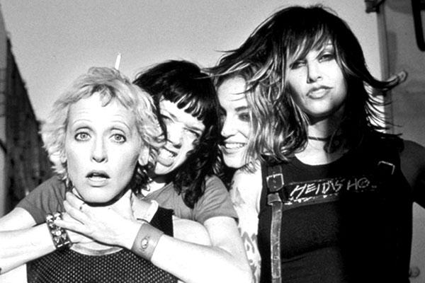 Gina Gershon, Drea de Matteo, Lori Petty et Shelly Cole