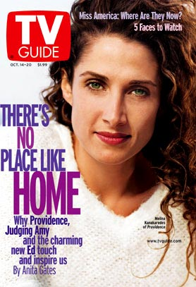 Providence : Photo promotionnelle Melina Kanakaredes