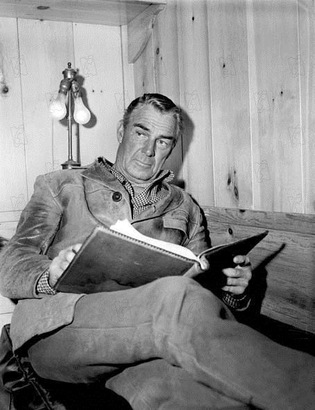 Coups de feu dans la Sierra : Photo Randolph Scott, Sam Peckinpah