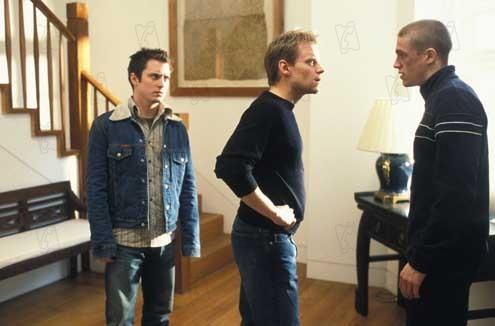 Marc Warren, Charlie Hunnam et Elijah Wood