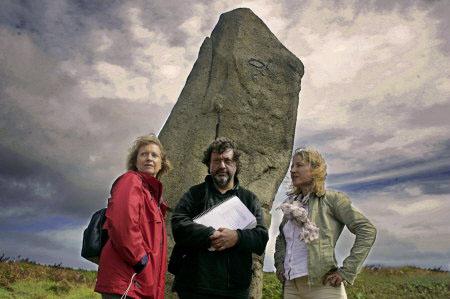 Dolmen : Photo Didier Albert, Marie-Anne Le Pezennec, Nicole Jamet