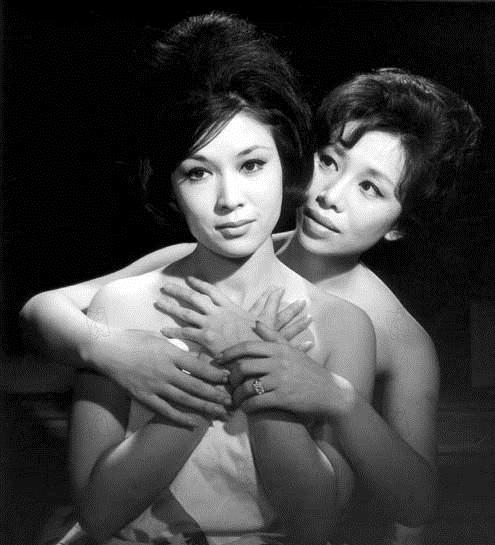 Kyoko Kishida et Ayako Wakao