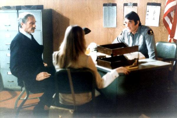 Mel Ferrer et Stuart Whitman