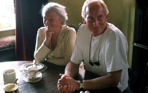 Charles Dance et Judi Dench