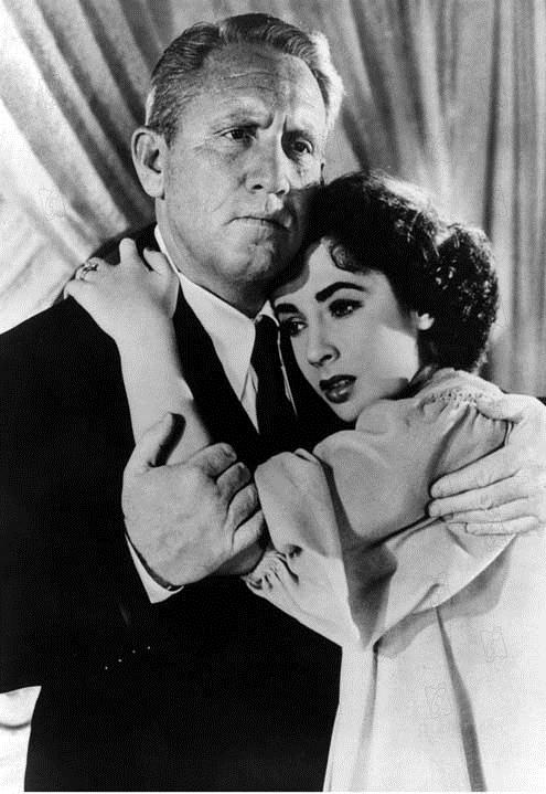Spencer Tracy et Elizabeth Taylor