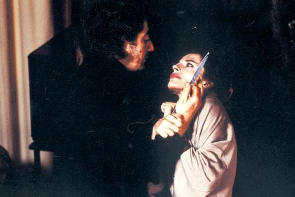 Jean-Roger Milo et Fanny Ardant