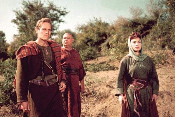 Ben-Hur : Photo Charlton Heston, Haya Harareet