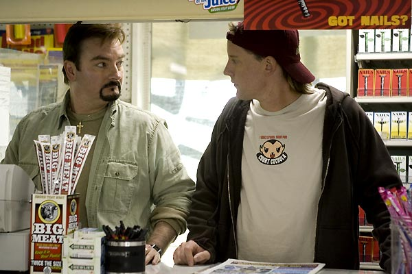 Clerks II : Photo Brian O'Halloran, Jeff Anderson, Kevin Smith