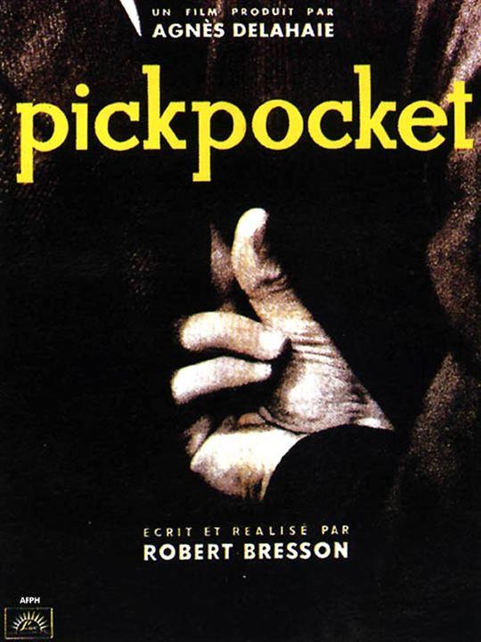 Pickpocket: Robert Bresson