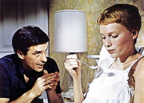 Rosemary's Baby : Photo John Cassavetes, Mia Farrow