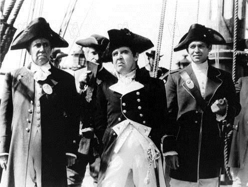 Les Révoltés du Bounty : Photo Charles Laughton, Clark Gable, Frank Lloyd