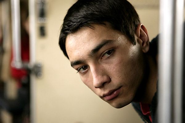 Khurched Golibekov