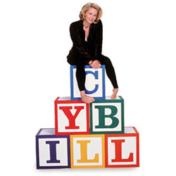 Cybill : Affiche