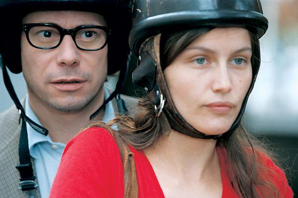 Mathieu Amalric et Laetitia Casta