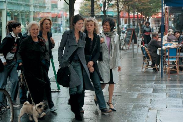 Prête-moi ta main : Photo Bernadette Lafont, Charlotte Gainsbourg, Louise Monot, Luce Mouchel, Marie-Armelle Deguy