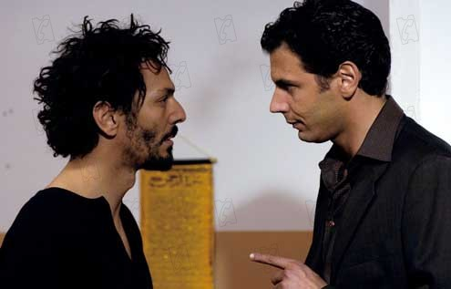 Tomer Sisley et Mehdi Nebbou