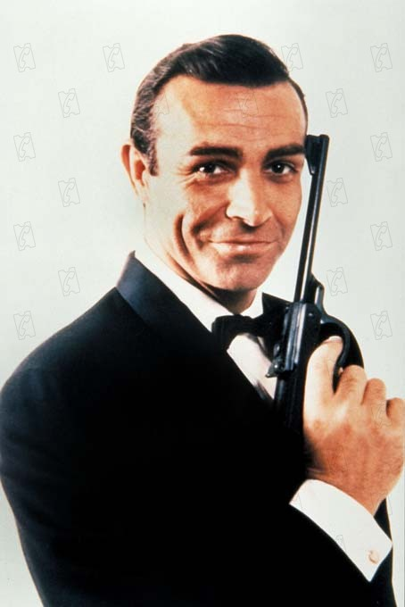 Bons baisers de Russie : Photo Sean Connery, Terence Young