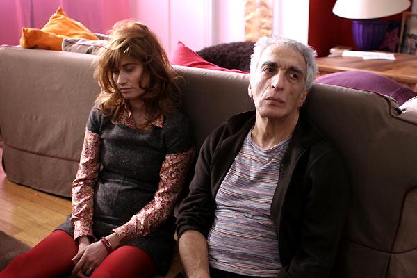 Emmanuelle Devos et Gérard Darmon