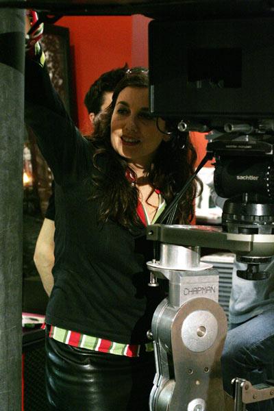 La réalisatrice Idit Cebula