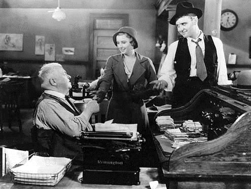 Amour défendu : Photo Barbara Stanwyck, Frank Capra, Ralph Bellamy
