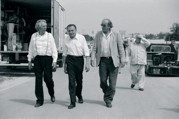 J'ai toujours rêvé d'être un gangster : Photo Jean Rochefort, Jean-Pierre Kalfon, Roger Dumas, Roger Dumas (II), Venantino Venantini