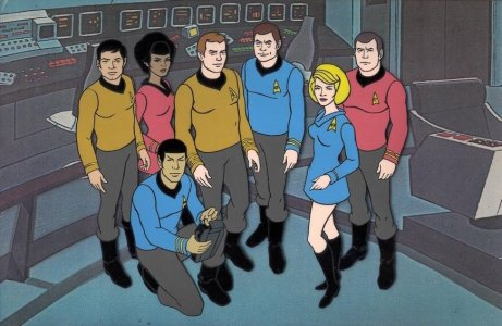 Star Trek : la série animée : Photo