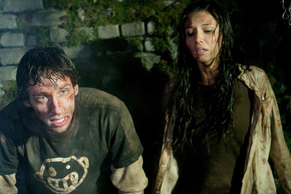 Butcher - La Légende de Victor Crowley : Photo Adam Green (VI), Amara Zaragoza, Joel David Moore