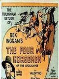 Les Quatre Cavaliers de l'Apocalypse : Affiche