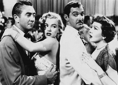 Chéri, divorçons : Photo Claudette Colbert, MacDonald Carey, Marilyn Monroe, Richard Sale, Zachary Scott