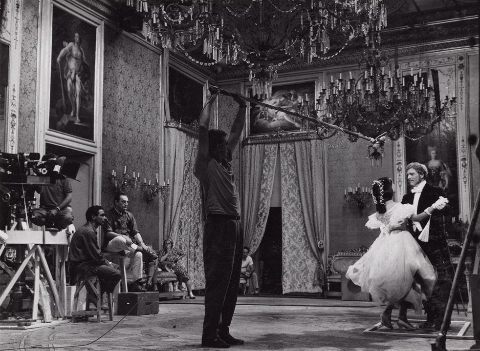 Le Guépard : Photo Burt Lancaster, Claudia Cardinale, Luchino Visconti