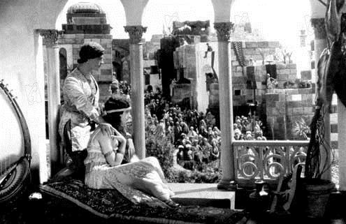 Ben-Hur : Photo Fred Niblo, May McAvoy, Ramon Novarro