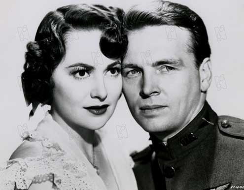 Olivia de Havilland et John Lund